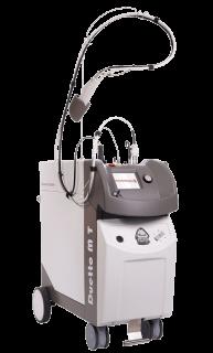 Революционная лазерная система DUETTO, Quanta System, (Италия).